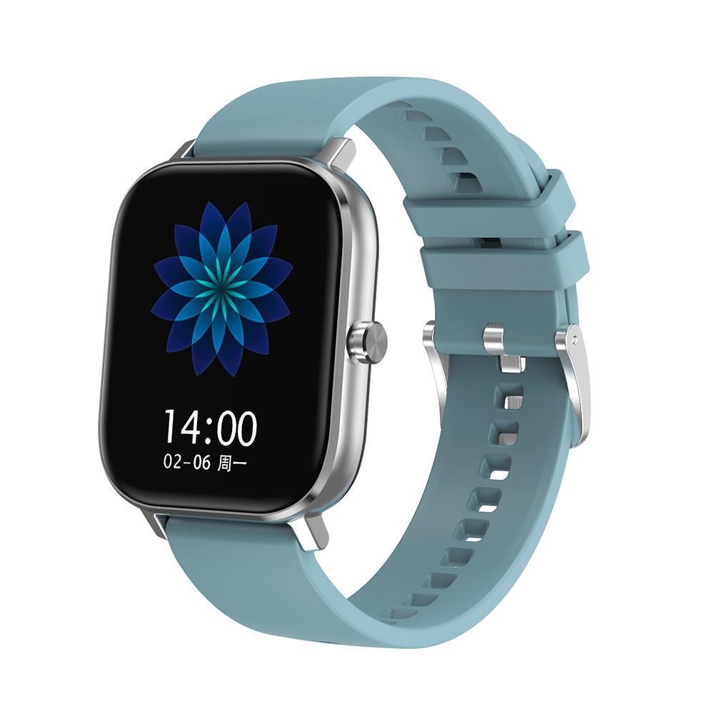Orologio Smartwatch Tecnochic Azzurro/Silver - TECNOCHIC