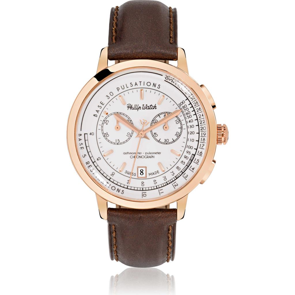 orologio cronografo uomo Philip Watch Grand Archive - PHILIP WATCH