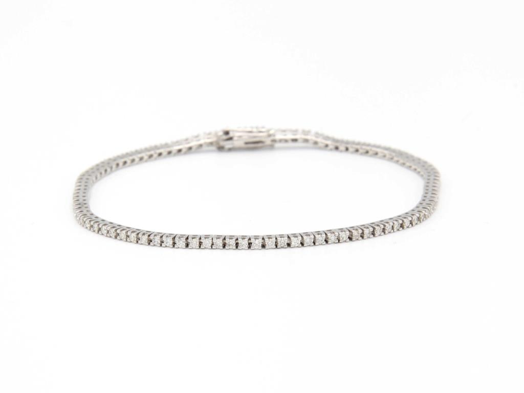 Bracciale Tennis Diamanti  - LORENZO SEGONI DIAMONDS