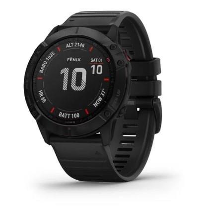 Orologio Garmin Fenix 6 X Pro Black - GARMIN