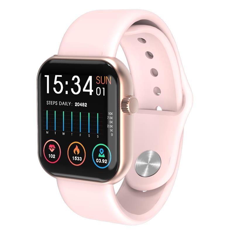 Orologio Smartwatch Tecnochic Rosa/Rosa - TECNOCHIC