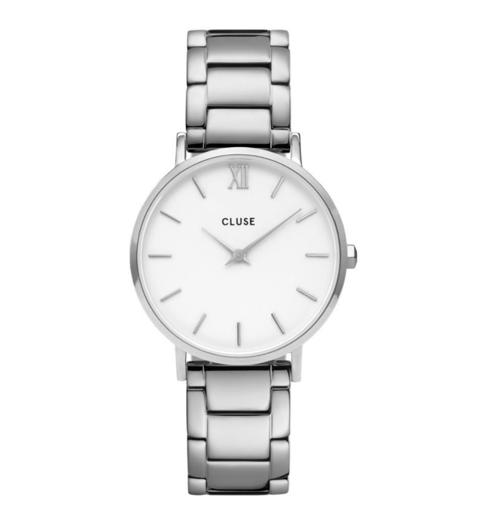 Orologio Cluse Minuit silver  - CLUSE