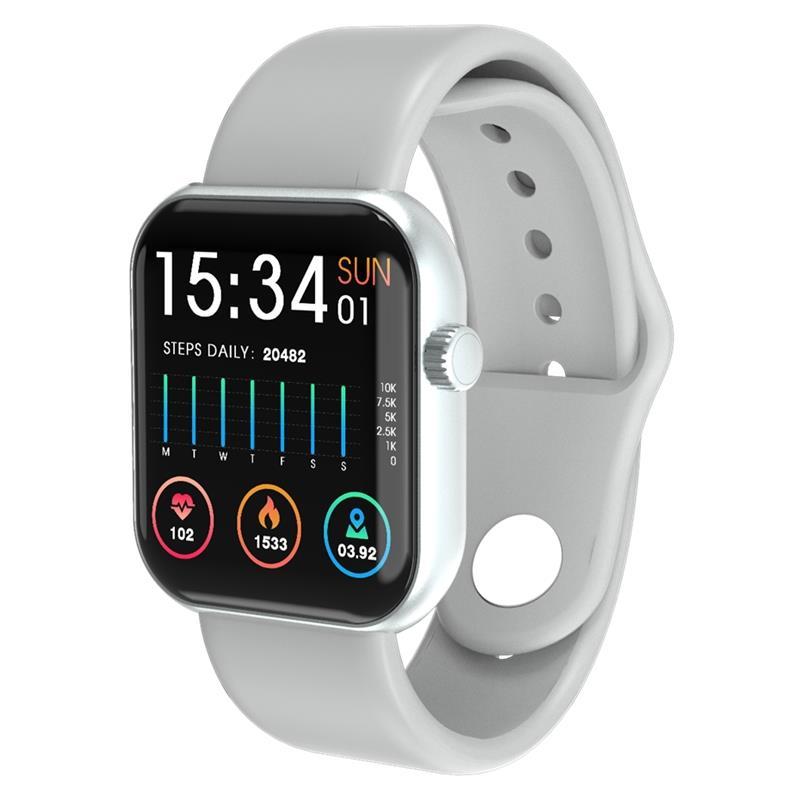 Orologio Smartwatch Tecnochic Grigio/Silver - TECNOCHIC