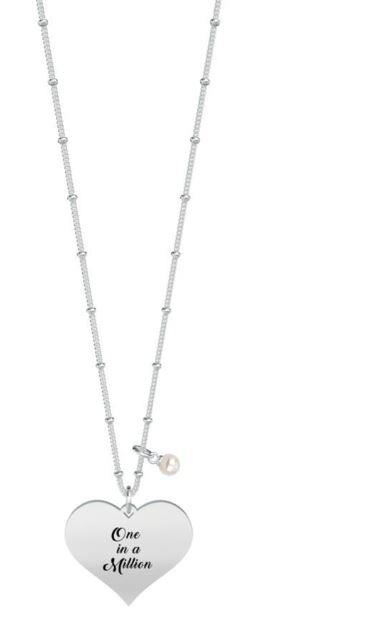 Collana Donna Kidult Love One in a Million - KIDULT