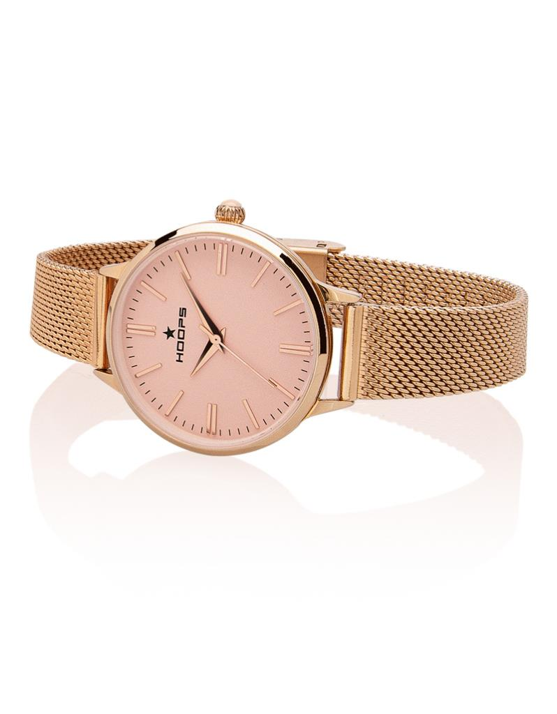 Orologio hoops Classic Gold/Rosa Cipria - HOOPS