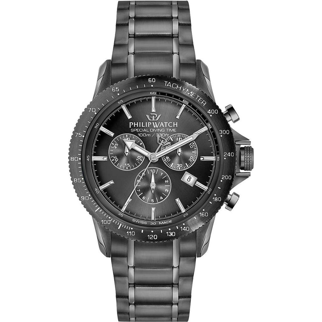 orologio cronografo uomo Philip Watch Grand Reef - PHILIP WATCH