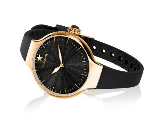 Orologio Hoops Cherie Gold/Nero - HOOPS