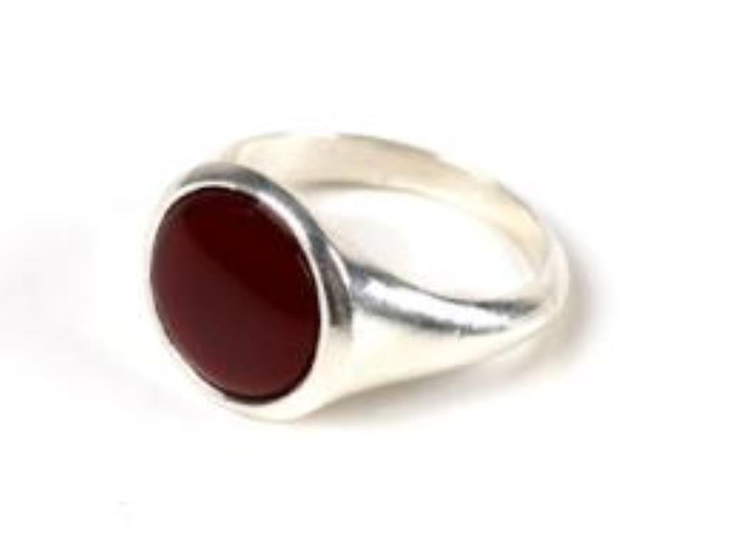 Anello Nelson Indaco - NELSON
