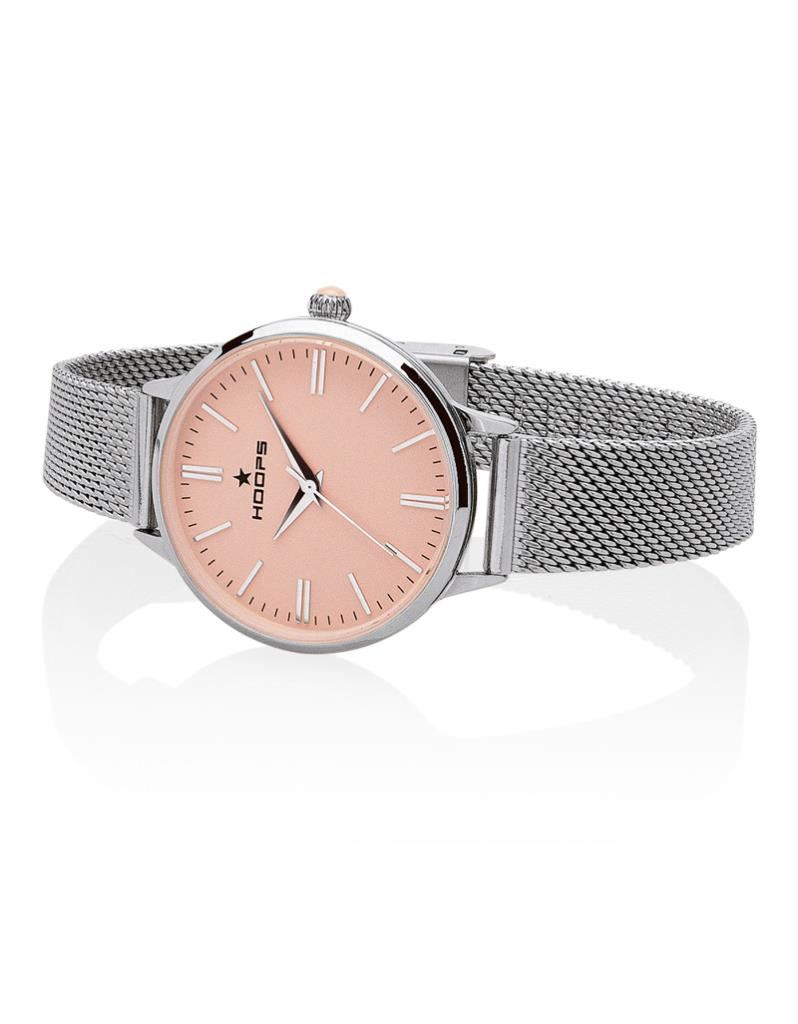 Orologio hoops Classic Silver/Rosa Cipria - HOOPS