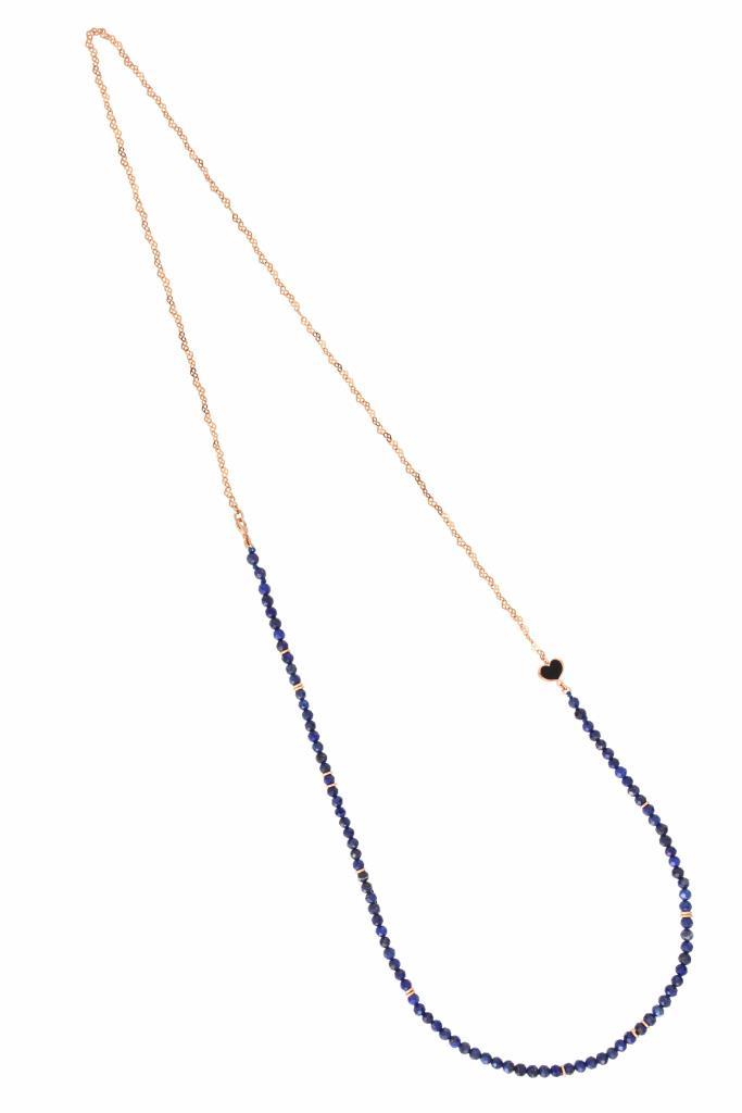 Collana con Pietre di Lapislazzuli - MAMAN ET SOPHIE
