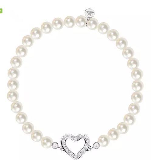 Bracciale Morellato Perle Cuore - MORELLATO