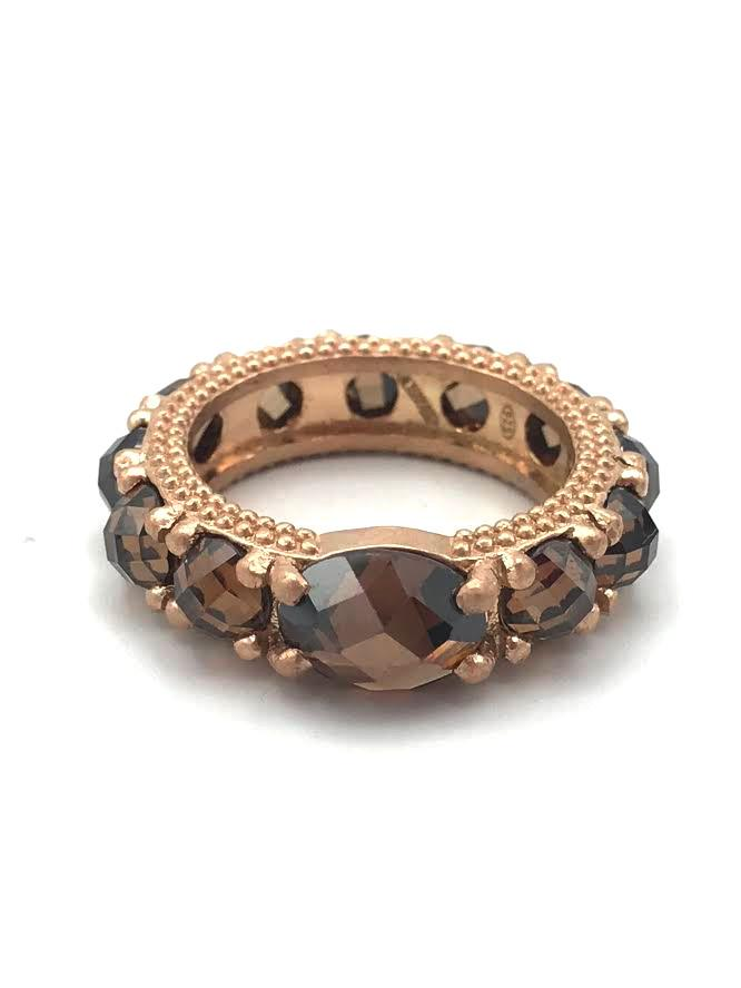 Anello Nelson Marrakech Brown - NELSON