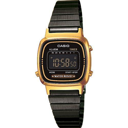 Orologio Casio Nero/Gold - CASIO