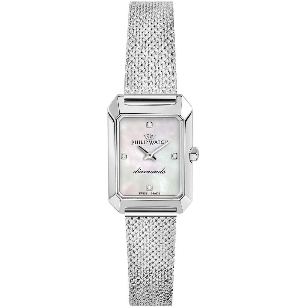 orologio solo tempo donna Philip Watch Newport - PHILIP WATCH
