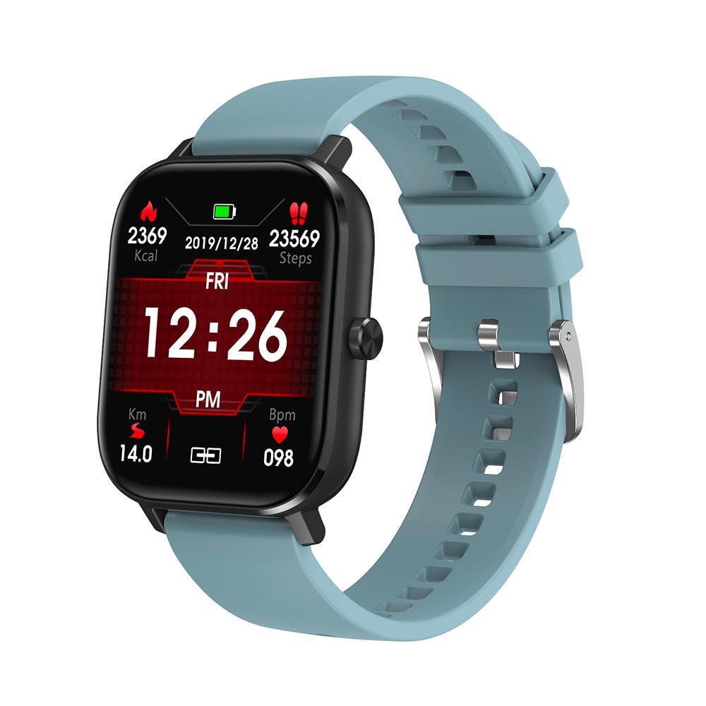 Orologio Smartwatch Tecnochic Azzurro/Black - TECNOCHIC