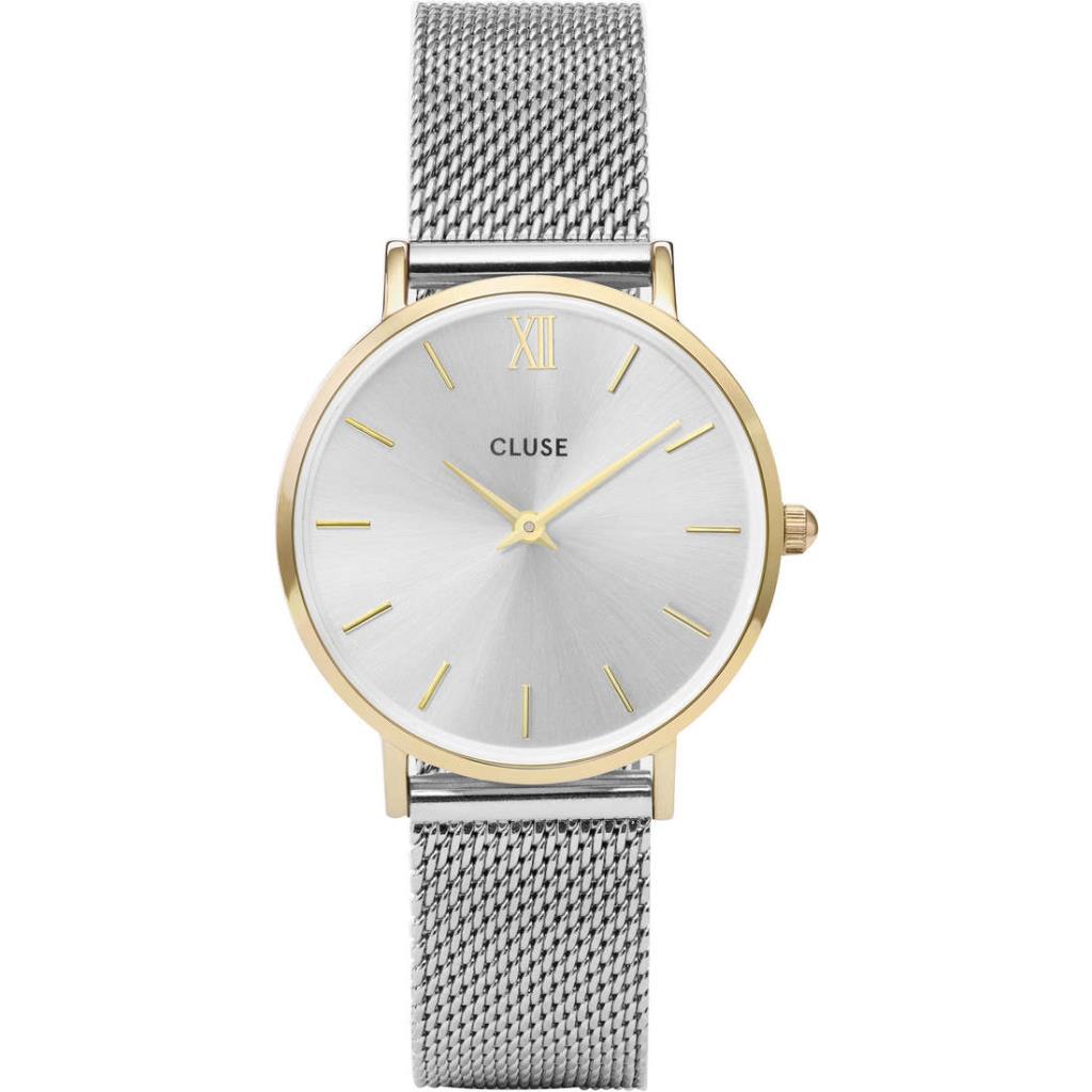 Orologio solo tempo donna Cluse Minuit - CLUSE