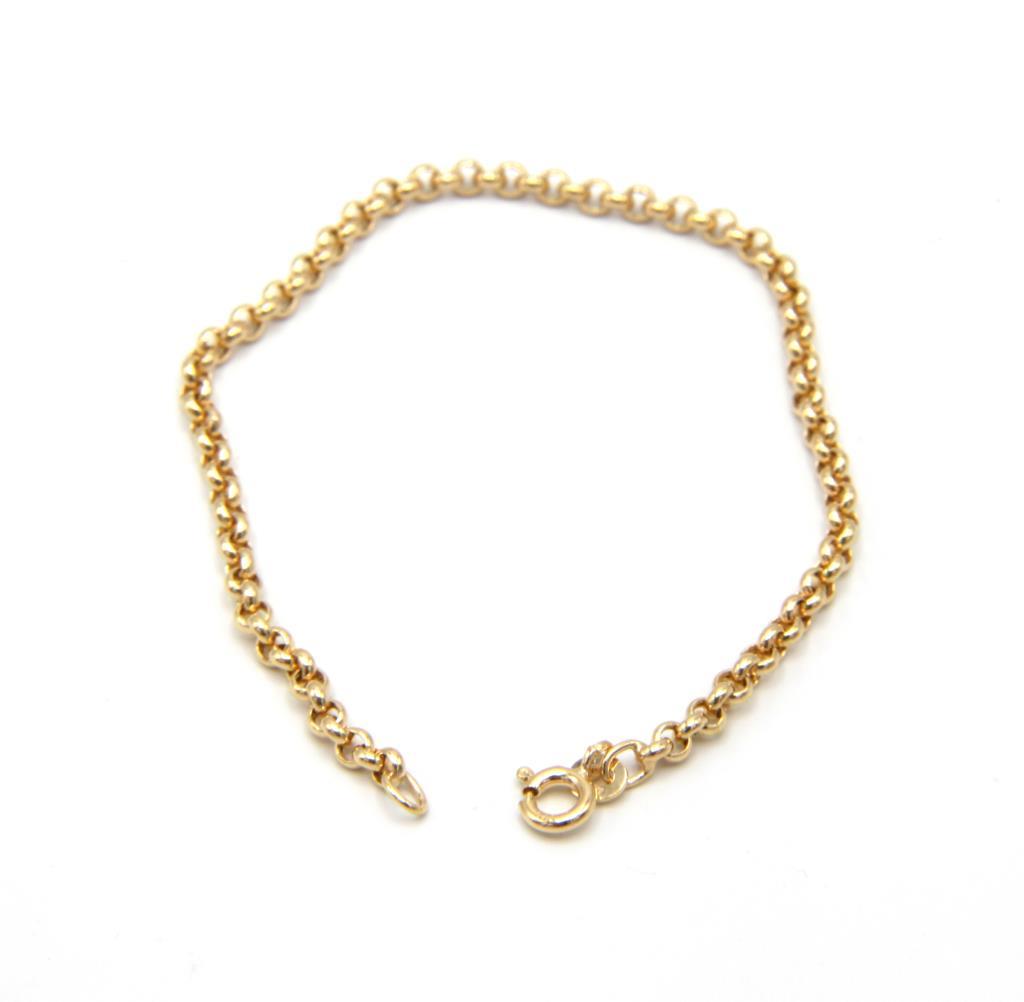 Bracciale Piccolo Clarissa Personalizzabile - LORENZO SEGONI GOLD