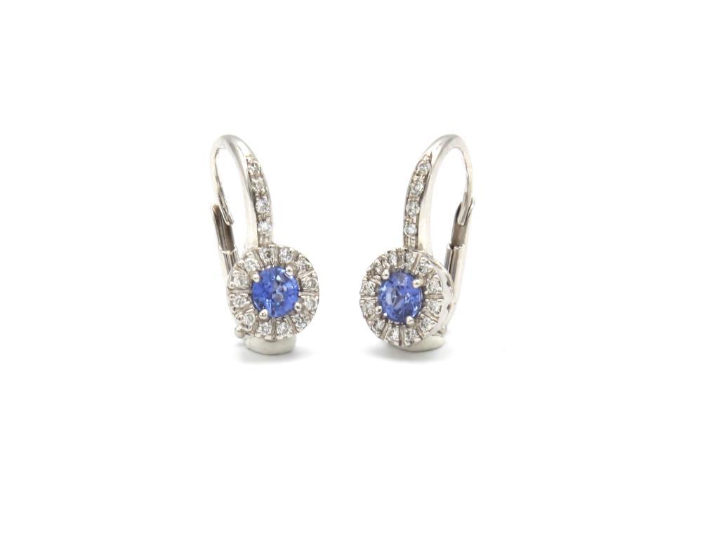Orecchini Zaffiro  - LORENZO SEGONI DIAMONDS