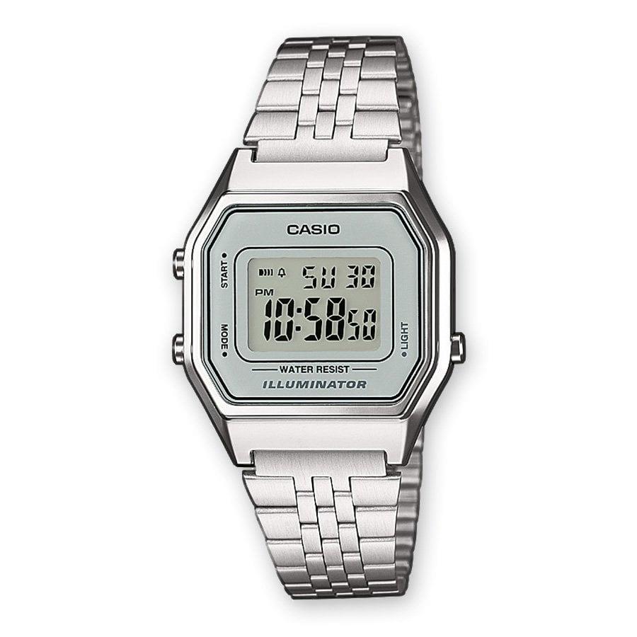 Orologio Casio Silver/Grigio - CASIO